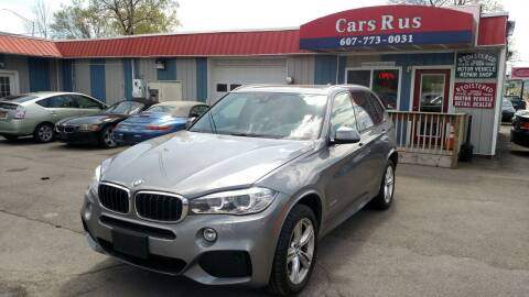 2017 BMW X5 for sale at Cars R Us in Binghamton NY