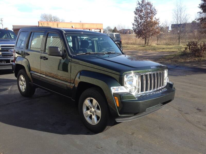 2012 Jeep Liberty for sale at Bruns & Sons Auto in Plover WI