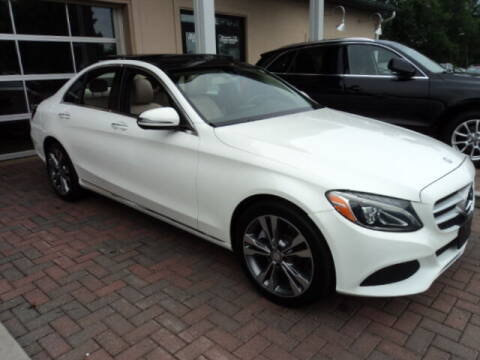 2017 Mercedes-Benz C-Class for sale at BATTENKILL MOTORS in Greenwich NY