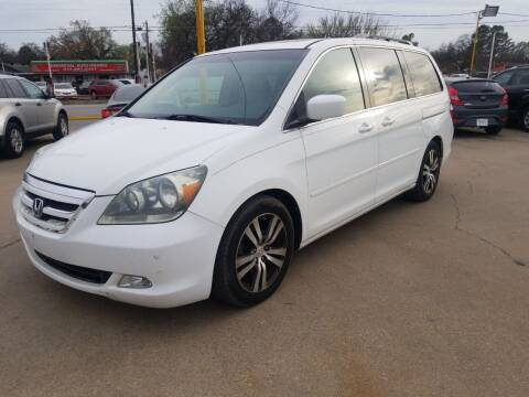 2005 Honda Odyssey for sale at Nile Auto in Fort Worth TX