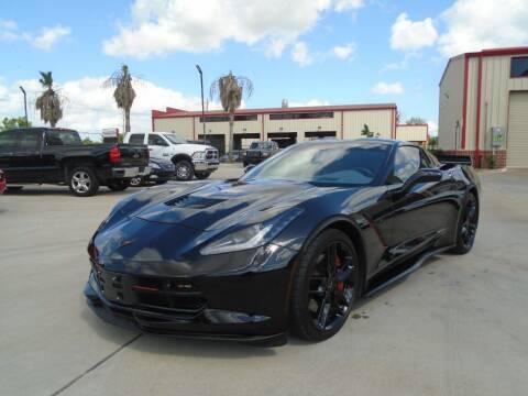 2016 Chevrolet Corvette for sale at Premier Foreign Domestic Cars in Houston TX