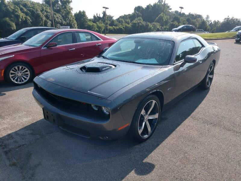 2016 Dodge Challenger for sale at Modern Motors - Thomasville INC in Thomasville NC