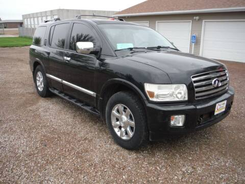 2005 Infiniti QX56 for sale at Car Corner in Sioux Falls SD