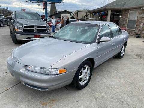 1998 Oldsmobile Intrigue for sale at Autoway Auto Center in Sevierville TN