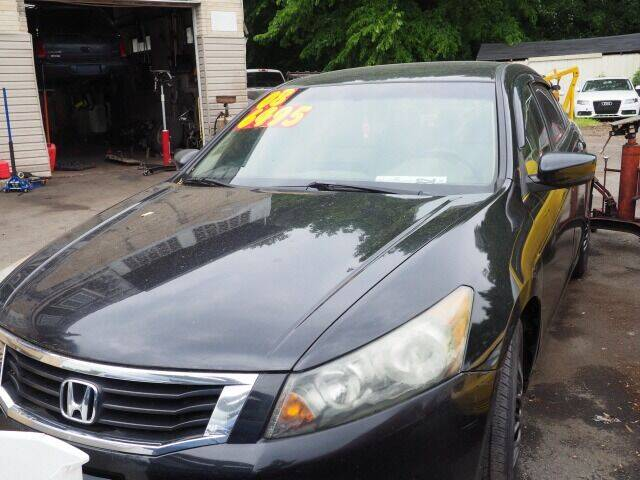 2008 Honda Accord for sale at Budget Auto Sales & Services in Havre De Grace MD
