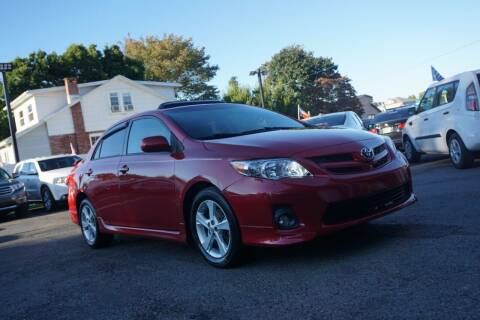 2012 Toyota Corolla for sale at HD Auto Sales Corp. in Reading PA