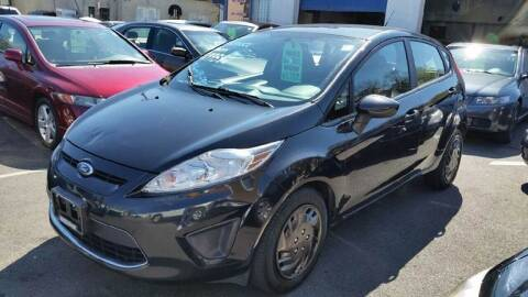 2011 Ford Fiesta for sale at Drive Deleon in Yonkers NY