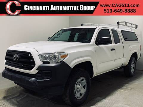 2016 Toyota Tacoma for sale at Cincinnati Automotive Group in Lebanon OH