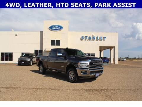2020 RAM Ram Pickup 2500 for sale at STANLEY FORD ANDREWS in Andrews TX