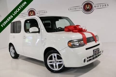 2012 Nissan cube for sale at Unlimited Motors in Fishers IN