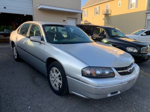 2004 Chevrolet Impala for sale at Dennis Public Garage in Newark NJ