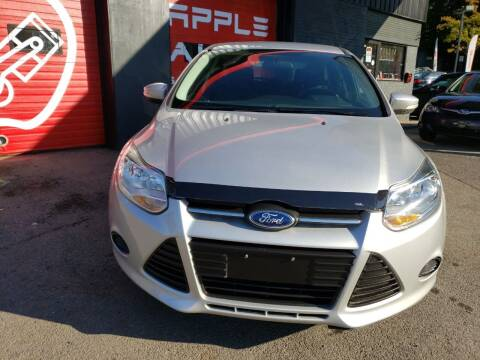 2014 Ford Focus for sale at Apple Auto Sales Inc in Camillus NY