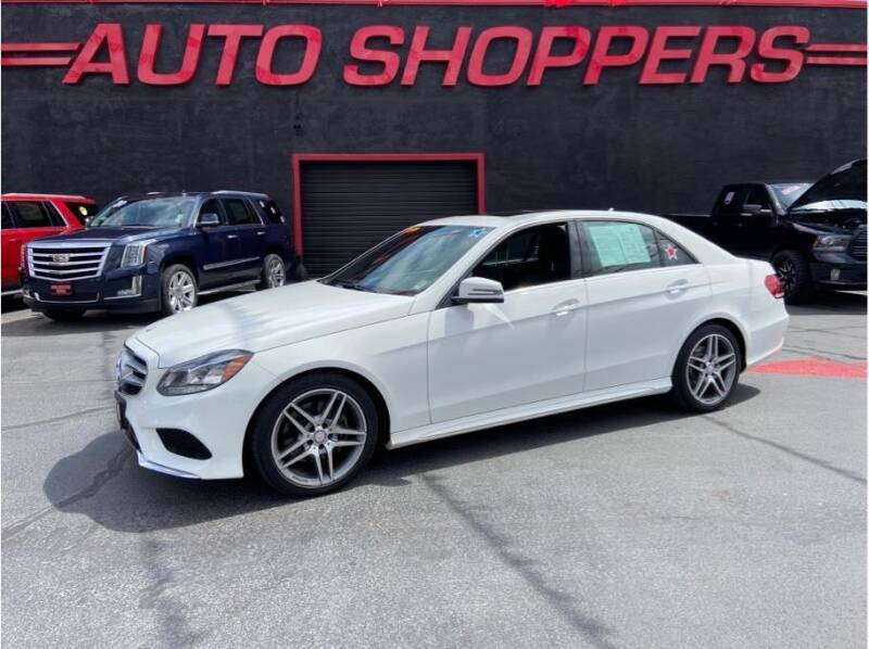 2014 Mercedes-Benz E-Class for sale at AUTO SHOPPERS LLC in Yakima WA