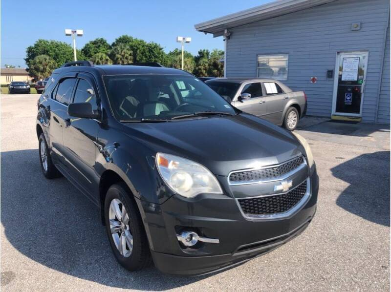 2012 Chevrolet Equinox for sale at My Value Car Sales in Venice FL