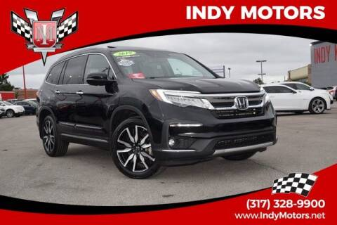 2019 Honda Pilot for sale at Indy Motors Inc in Indianapolis IN