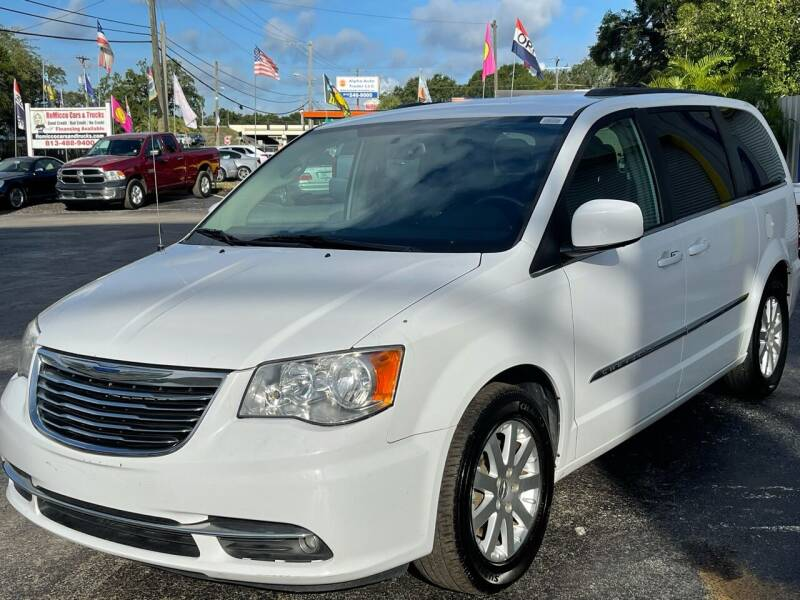 2015 Chrysler Town and Country for sale at RoMicco Cars and Trucks in Tampa FL