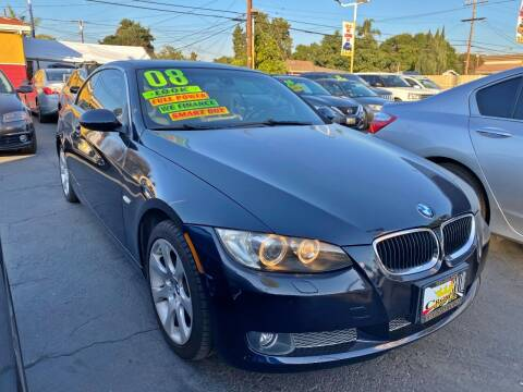2008 BMW 3 Series for sale at Crown Auto Inc in South Gate CA
