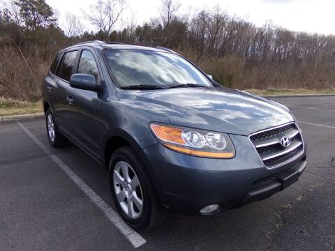 2009 Hyundai Santa Fe for sale at J & D Auto Sales in Dalton GA