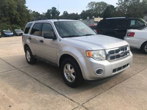 2012 Ford Escape for sale at Ridetime Auto in Suffolk VA