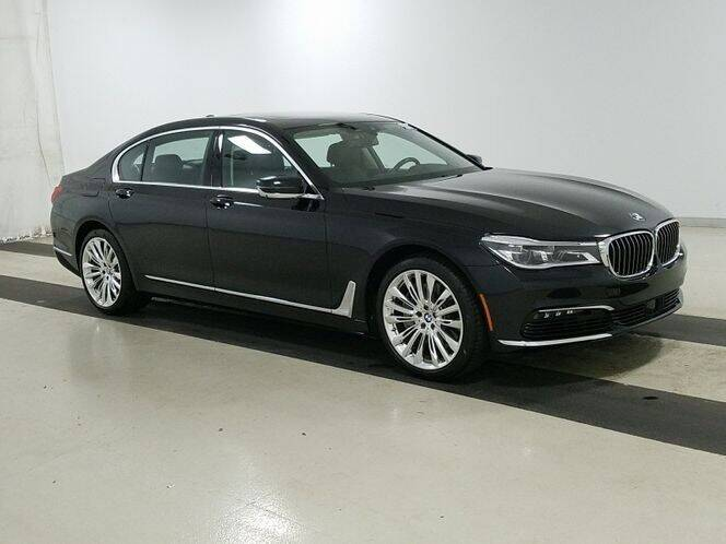 2018 BMW 7 Series for sale at Coast to Coast Imports in Fishers IN