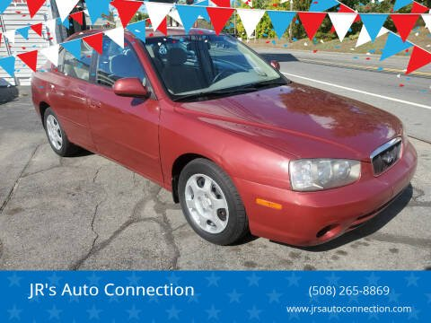 2002 Hyundai Elantra for sale at JR's Auto Connection in Hudson NH