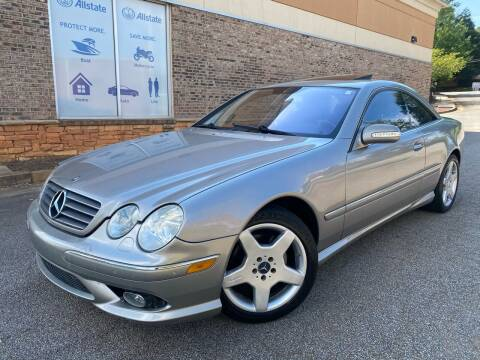 2004 Mercedes-Benz CL-Class for sale at Gwinnett Luxury Motors in Buford GA