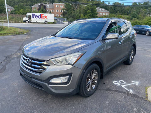 2013 Hyundai Santa Fe Sport for sale at Turnpike Automotive in North Andover MA