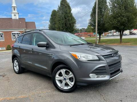 2014 Ford Escape for sale at Mike's Wholesale Cars in Newton NC