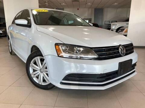 2017 Volkswagen Jetta for sale at Cj king of car loans/JJ's Best Auto Sales in Troy MI