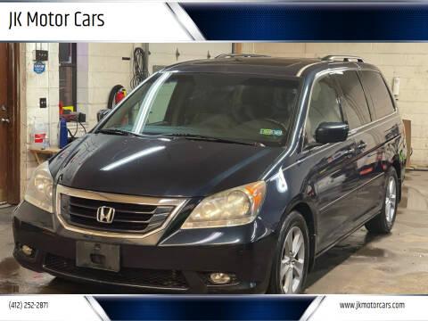 2010 Honda Odyssey for sale at JK Motor Cars in Pittsburgh PA