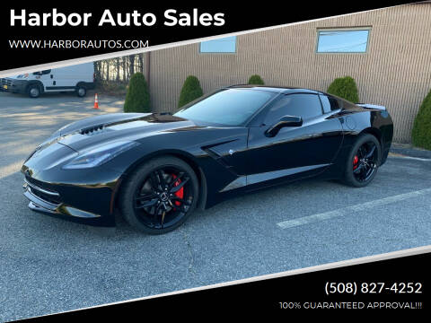 2014 Chevrolet Corvette for sale at Harbor Auto Sales in Hyannis MA