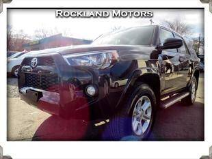 2018 Toyota 4Runner for sale at Rockland Automall - Rockland Motors in West Nyack NY