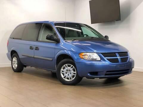 2007 Dodge Grand Caravan for sale at Texas Prime Motors in Houston TX