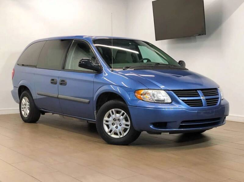 2007 Dodge Grand Caravan for sale at Texas Prime Motors in Houston TX