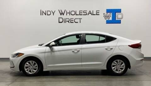 2018 Hyundai Elantra for sale at Indy Wholesale Direct in Carmel IN