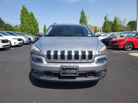 2014 Jeep Cherokee for sale at Southern Auto Solutions - Lou Sobh Honda in Marietta GA