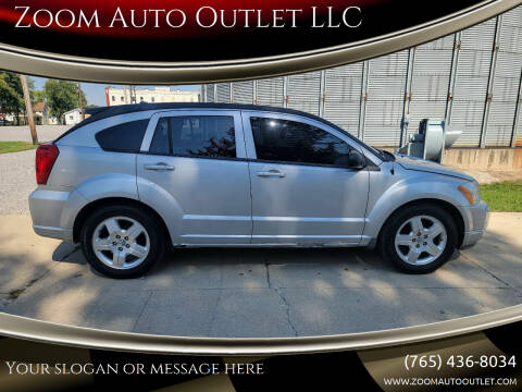 2009 Dodge Caliber for sale at Zoom Auto Outlet LLC in Thorntown IN