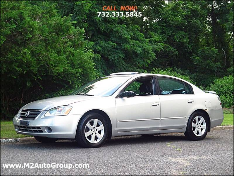 2003 Nissan Altima for sale at M2 Auto Group Llc. EAST BRUNSWICK in East Brunswick NJ