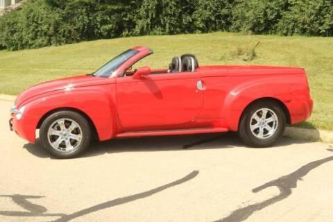 2002 Chevrolet SSR for sale at Classic Car Deals in Cadillac MI