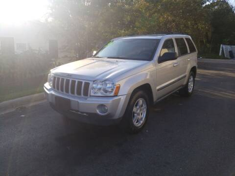 2007 Jeep Grand Cherokee for sale at TR MOTORS in Gastonia NC