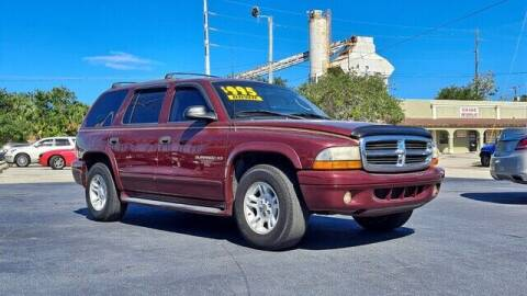 2001 Dodge Durango for sale at Select Autos Inc in Fort Pierce FL