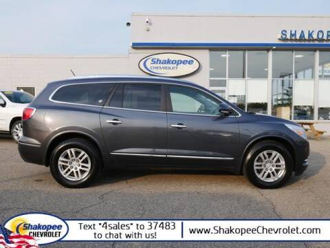 2014 Buick Enclave for sale at SHAKOPEE CHEVROLET in Shakopee MN