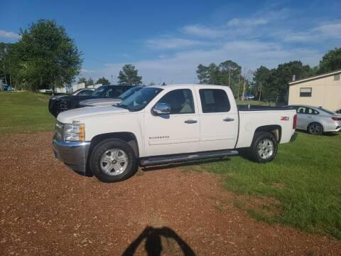 2013 Chevrolet Silverado 1500 for sale at Lakeview Auto Sales LLC in Sycamore GA