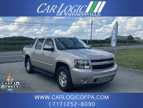 2007 Chevrolet Avalanche for sale at Car Logic in Wrightsville PA
