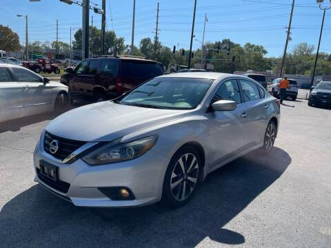 2016 Nissan Altima for sale at Smart Buy Car Sales in Saint Louis MO