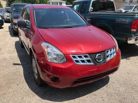 2011 Nissan Rogue for sale at NORTH CHICAGO MOTORS INC in North Chicago IL