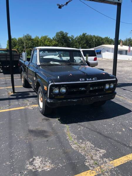 1968 GMC C/K 2500 Series for sale at Fair & Friendly Car & Truck Sales in Foristell MO