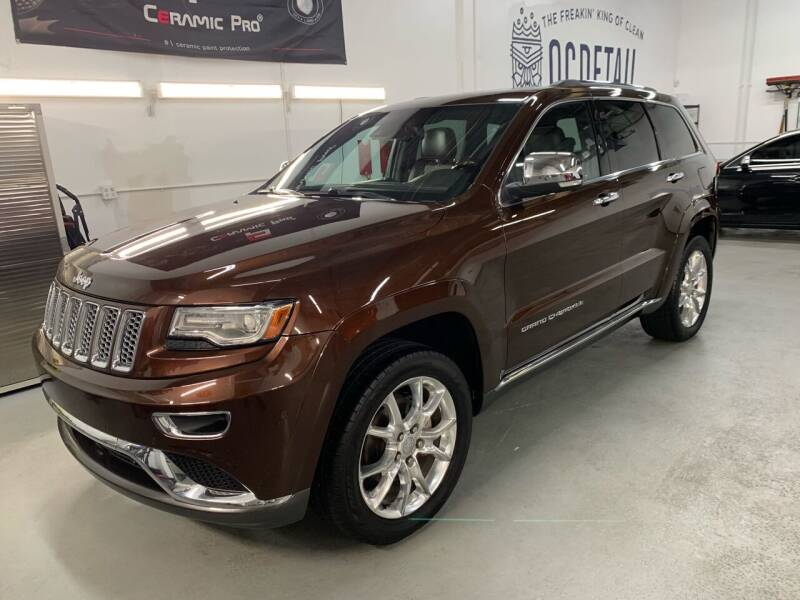 2014 Jeep Grand Cherokee for sale at The Car Buying Center in Saint Louis Park MN