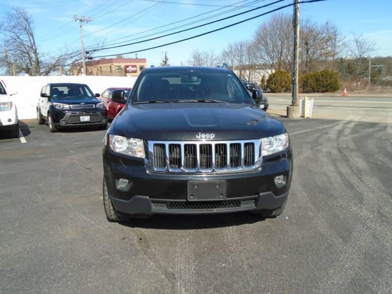2012 Jeep Grand Cherokee for sale at Gemini Auto Sales in Providence RI