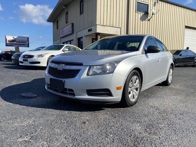 2012 Chevrolet Cruze for sale at Premium Auto Collection in Chesapeake VA
